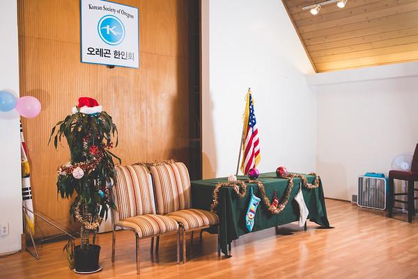 Korean School Santa 2014